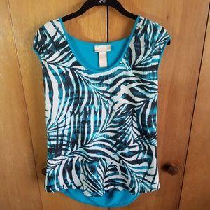 Miss Tina Sleeveless Shirt
